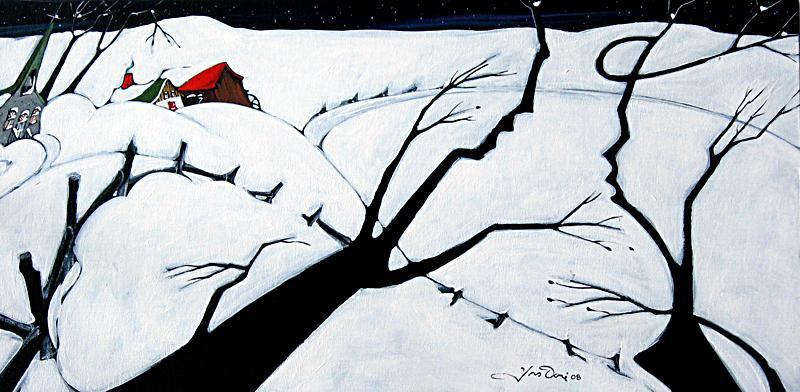 Yves Doré - Toile - 008