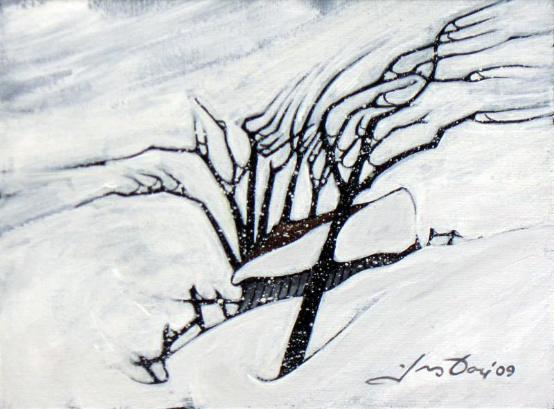 Yves Doré - Toile - 078