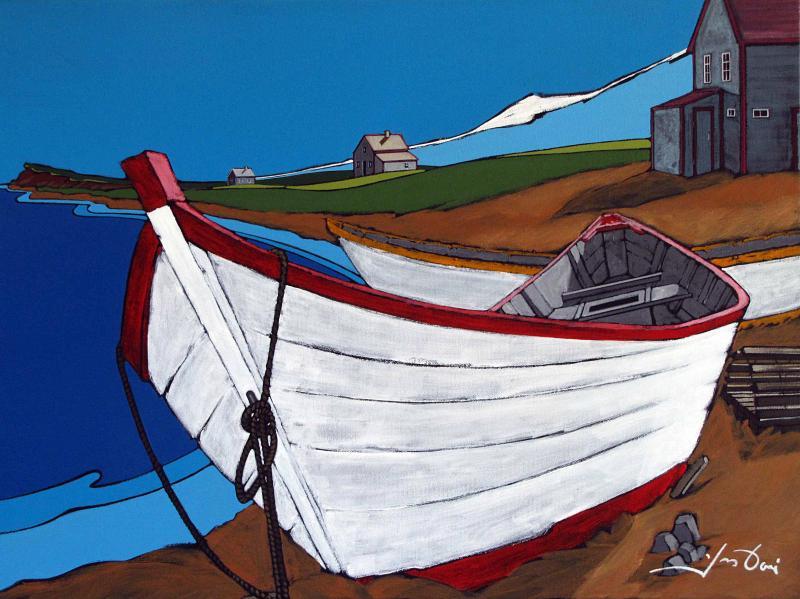 Yves Doré - Toile - 209