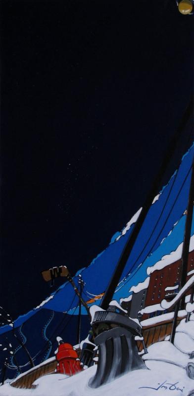 Yves Doré - Toile - 325