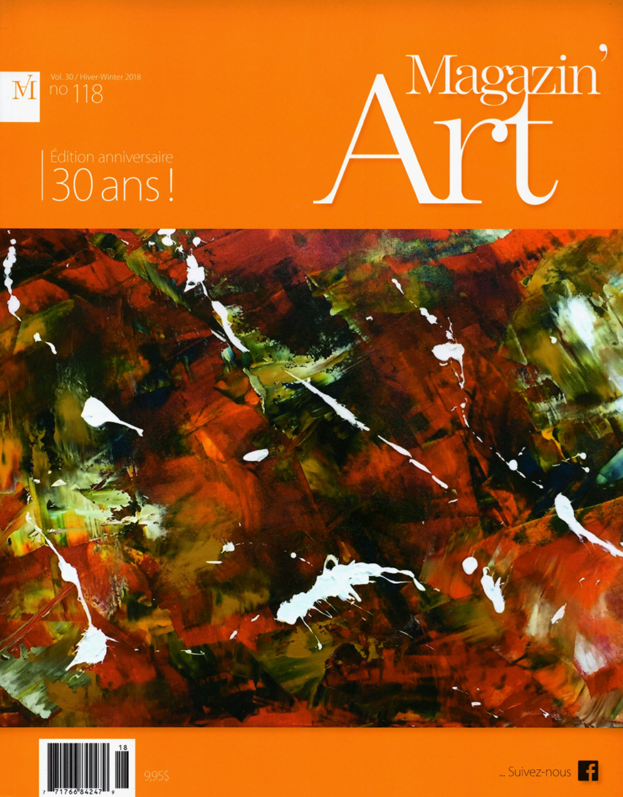 Magazin'art 2018 - Vol 30 - No 118 - Yves Doré