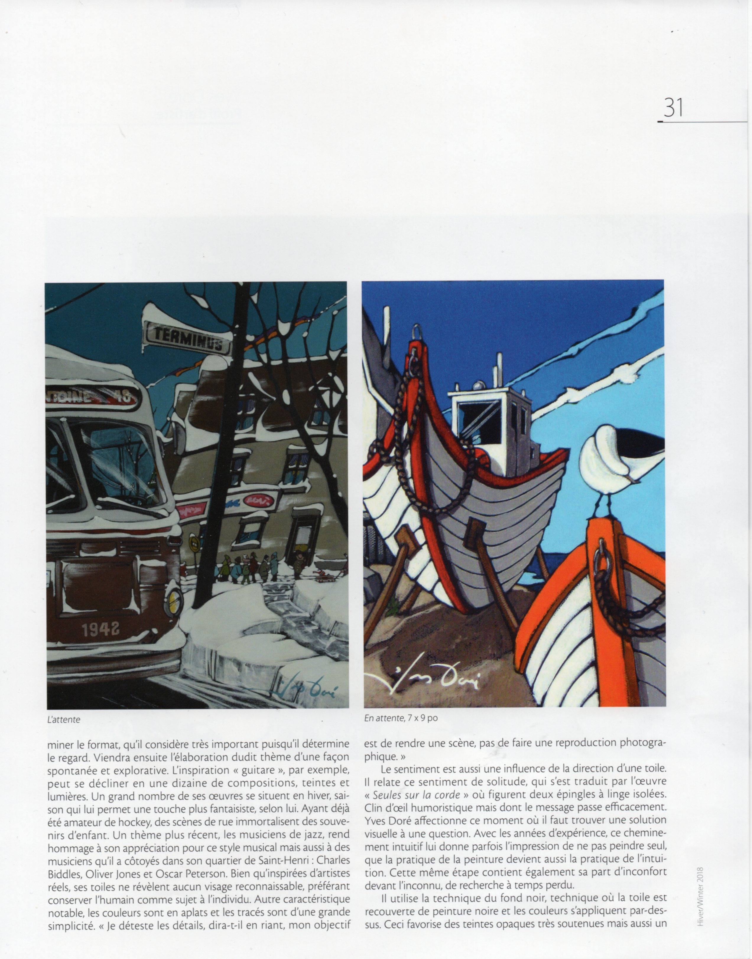 Magazin'art Vol 30