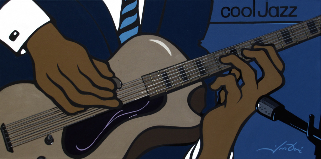 #424 Cool Jazz-Guitar